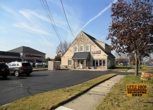 Prime retail – Route 33 – Hamilton – Priced to sell!