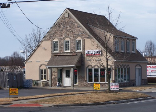 Prime Route 33 Retail Building for Sale or Lease!