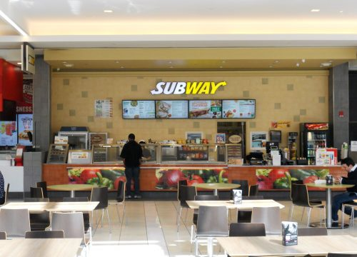 World Famous Sandwich Shop For Sale – QuakerBridge Mall!!