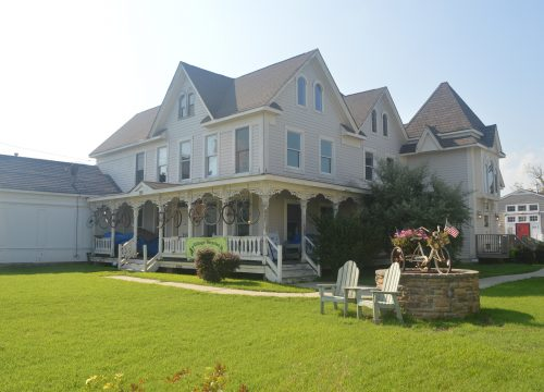 Beautiful Victorian property on Main Street in Tuckerton!