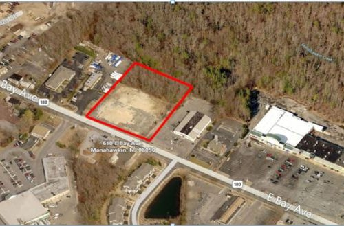 Prime development site! New price! Stafford Township