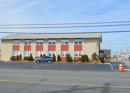 Brant Beach Second Floor Office Space for Lease! Divisible!