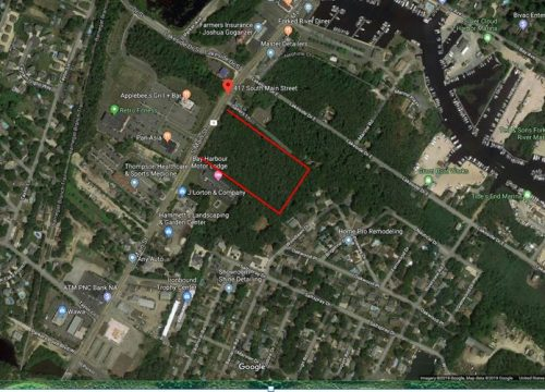 9.3 acres for sale on Route 9/S Main Street in Forked River!