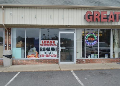 Two units for lease! Visible from Route 33!