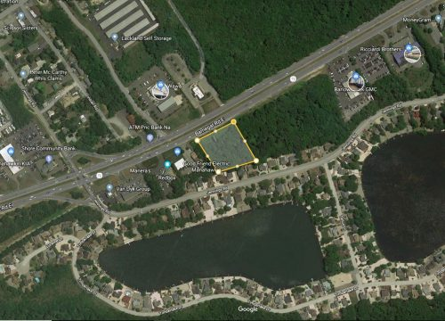 335 Route 72 E – Almost two acres of land for sale!!