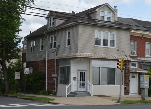 Corner Mixed Use Property for Sale in North Trenton!