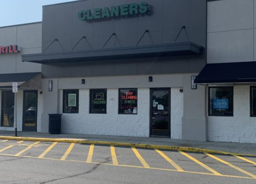 Dry Cleaning Business for Sale on Quaker Bridge Road!